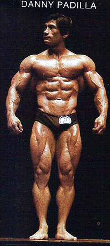 1981 Mr. Olympia - Danny relaxed