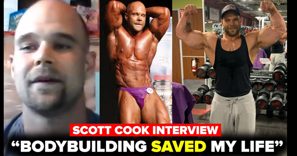 Bodybuilder Comes Back From Cancerous Tumor WINS Show