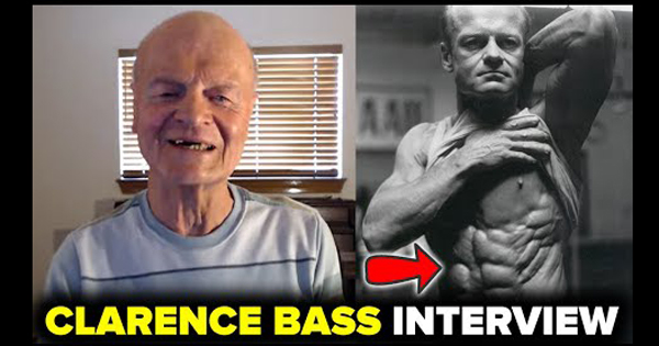 CLARENCE BASSS SECRETS TO STAYING RIPPED