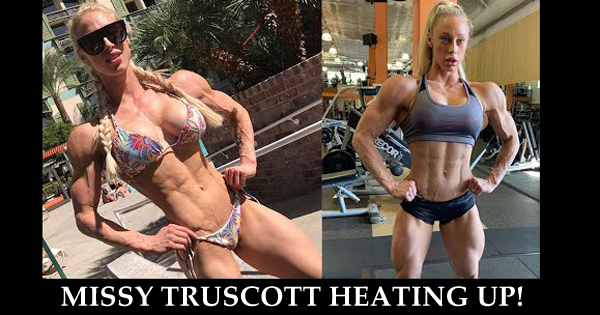 MISSY TRUSCOTT HEATING UP