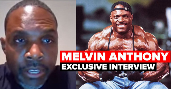 WHERES MELVIN ANTHONY BEEN Melvin Anthony Interview