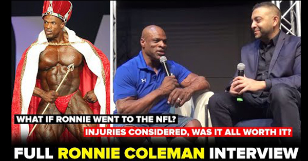 ronnie coleman legacy