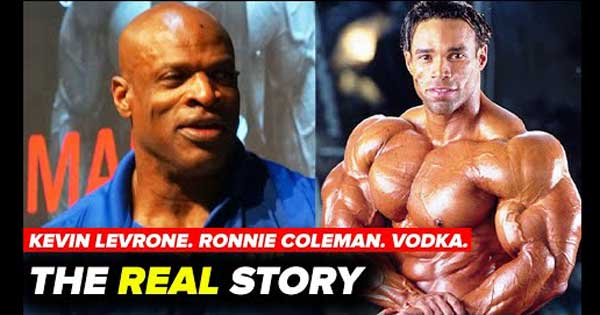 ronnie the real story