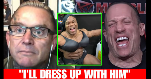 LEE PRIEST ON KAI GREENE VARIETY SHOW