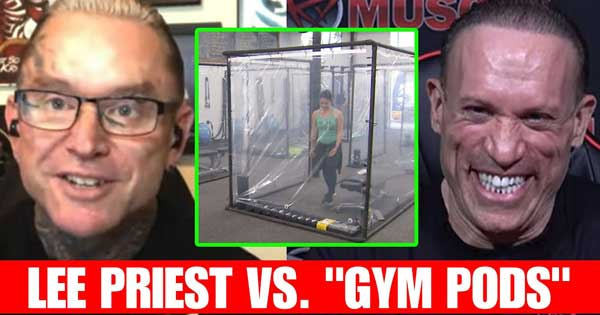 LEES HILARIOUS TAKEDOWN OF GYM PODS