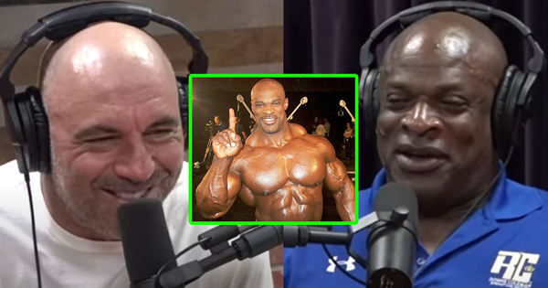 Ronnie Coleman UNFILTERED Comments On Joe Rogan Podcast
