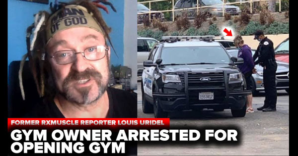 Arrested Metroflex Gym Owner SPEAKS OUT