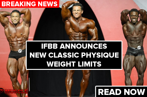 ifbb announces new classic physique rules