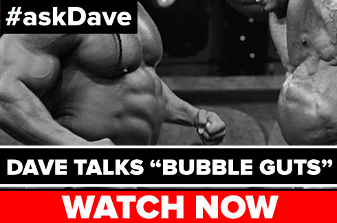 bubble guts bodybuilding