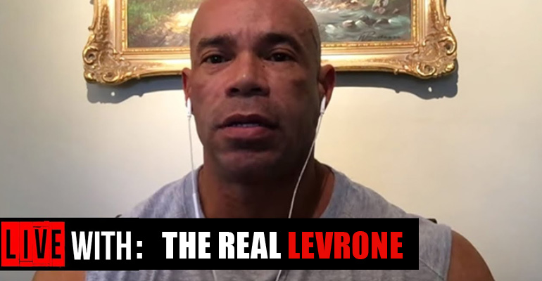 the real levrone