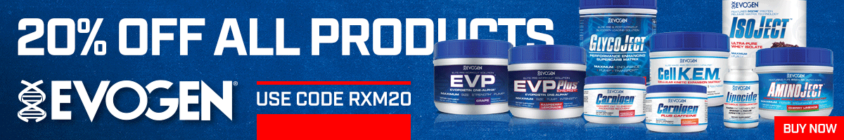 Check out Evogen Nutrition
