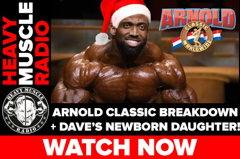 heavymuscle radio xmas slide