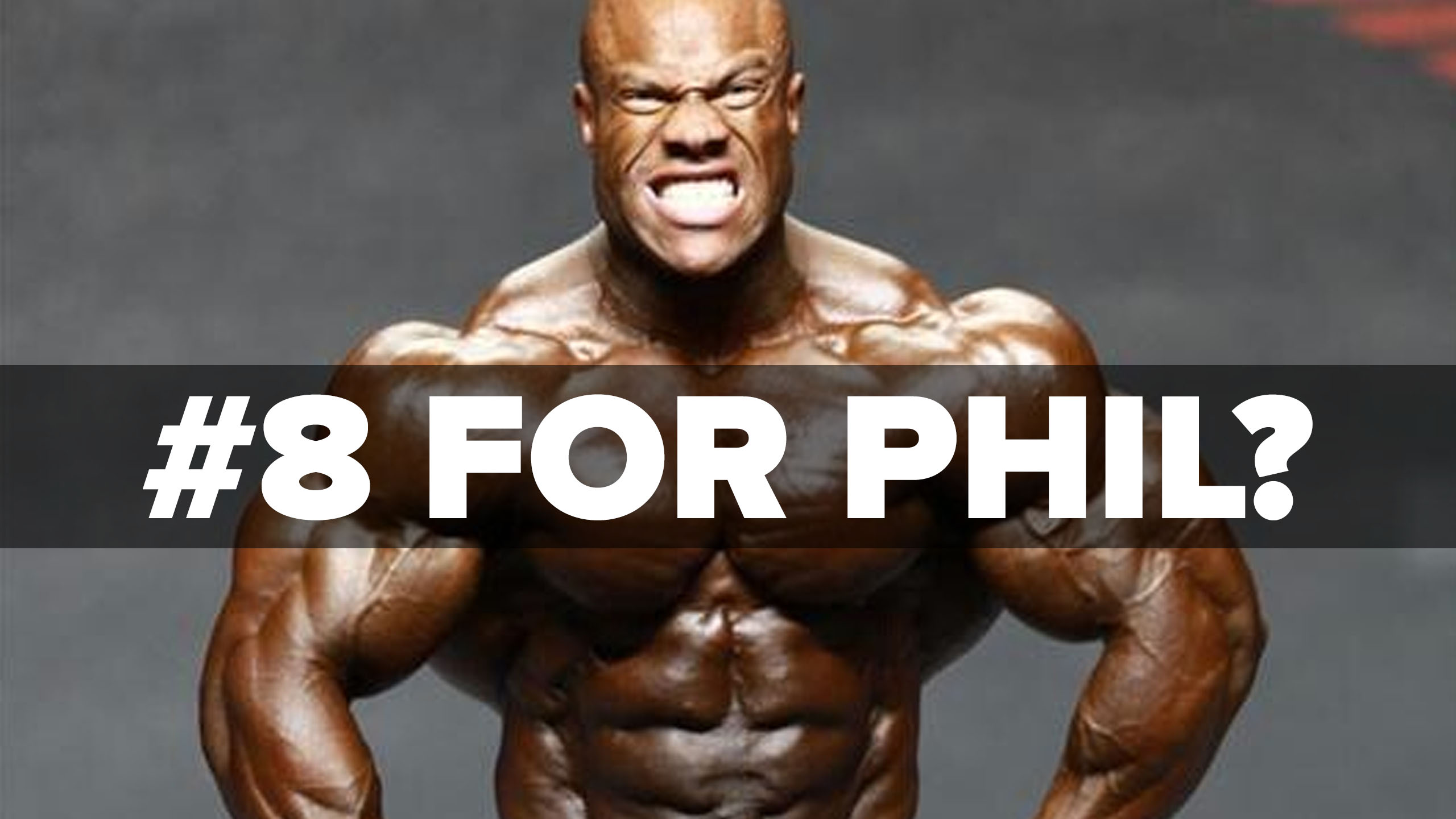 phil heath 8 hmr