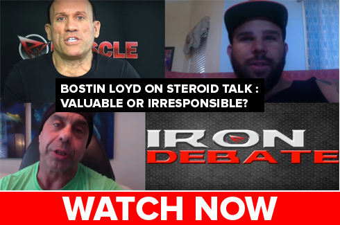 bostin gear talk iron debate