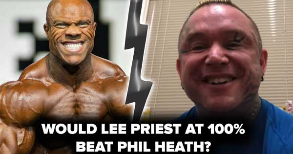 iron debate lee vs phil