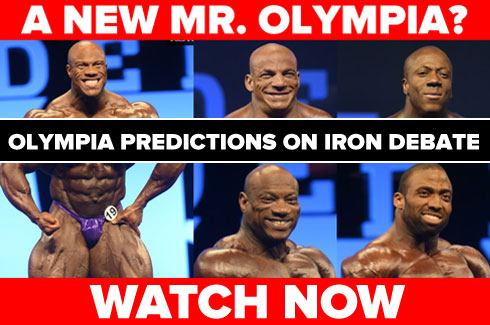 mr olympia predictions 2017