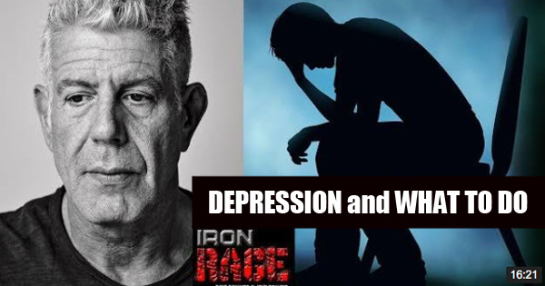 iron rageDEPRESSION