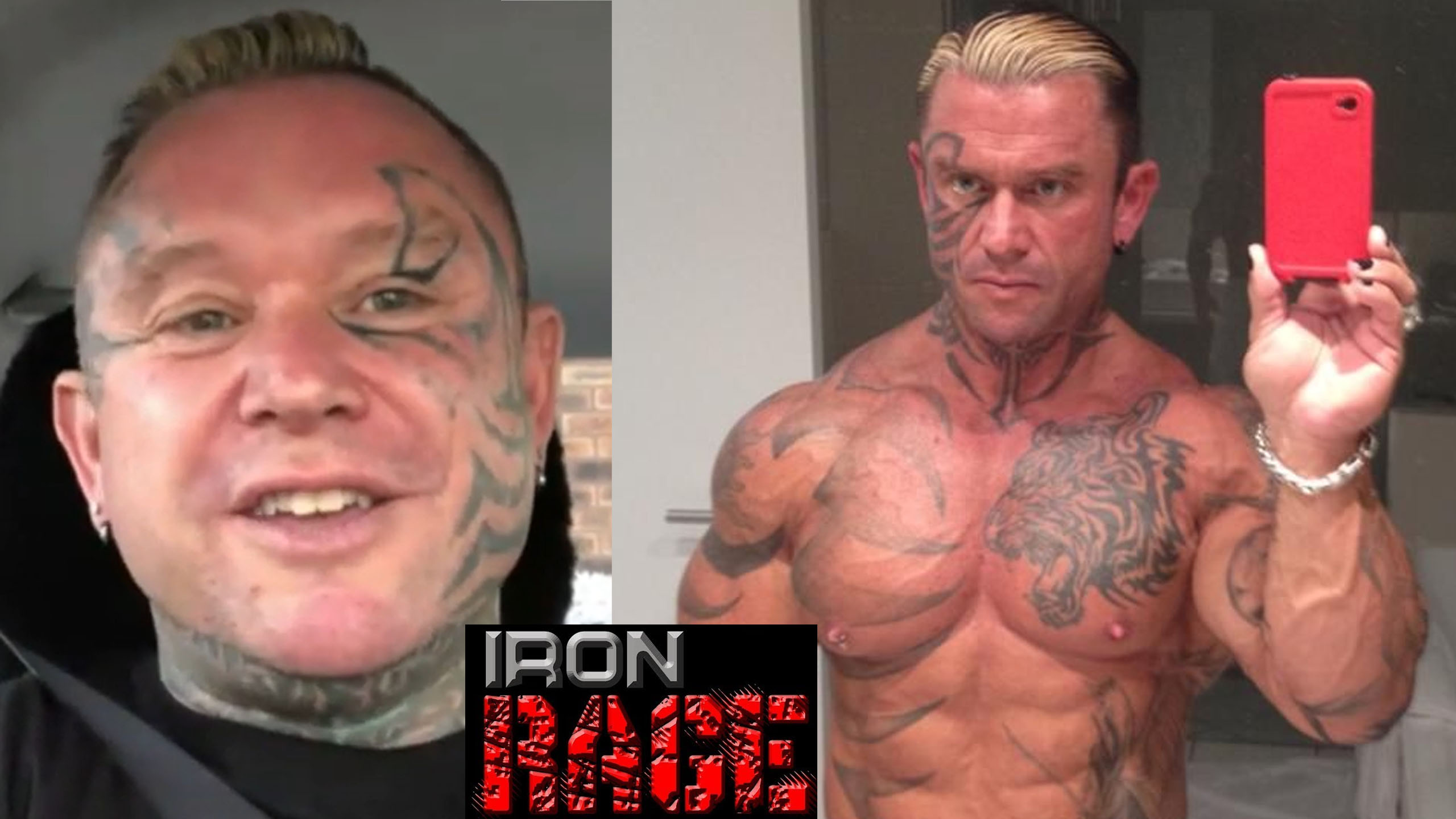 lee priest natural pro show