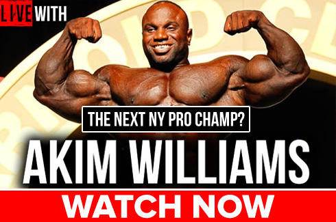 akim williams interview