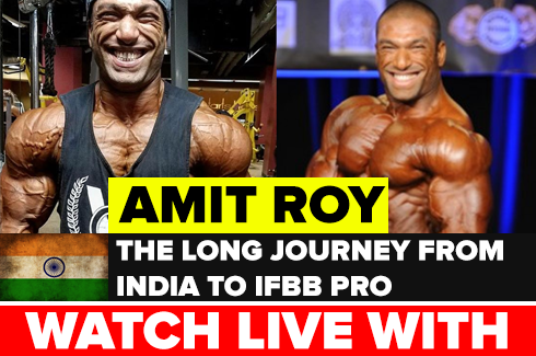 amit roy interview