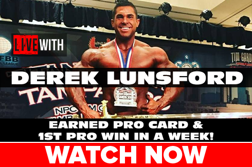 derek lunsford interview