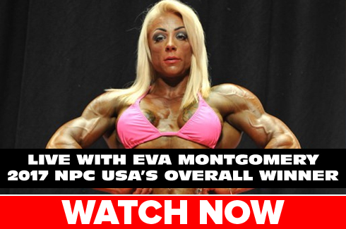 eva montgomery bodybuilder interview
