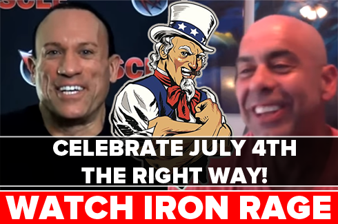 iron rage july4
