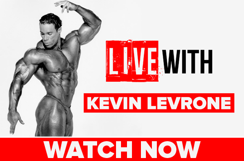 kevin levrone interview
