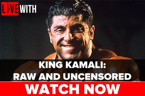 king kamali interview