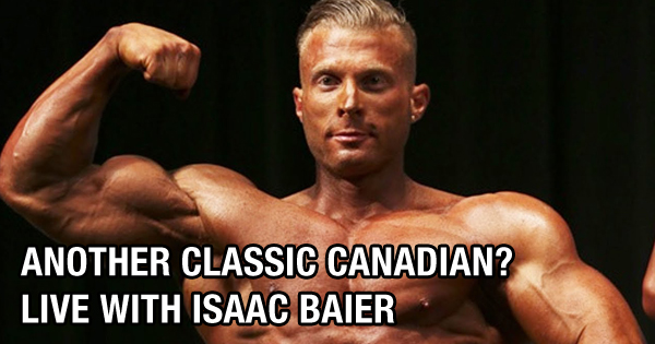 livewithisaac baier