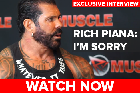 rich piana interview racist scandal