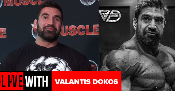 valantis dokos bodybuilder interview