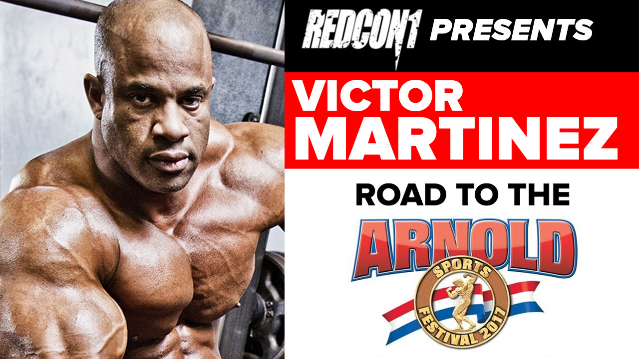 victor martinez interview arnold classic 2019