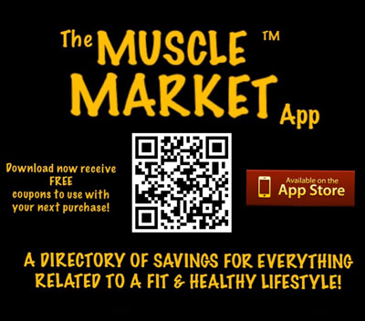 Muscle Market App