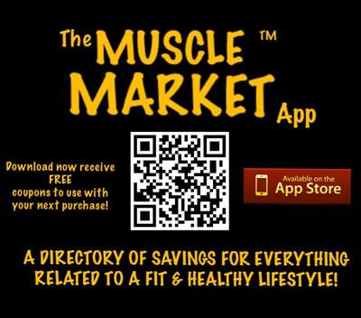 Muscle Market App