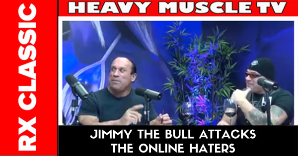 RX Classic jimmy bull haters