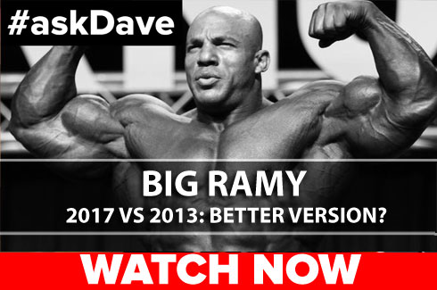 big ramy 13vs17