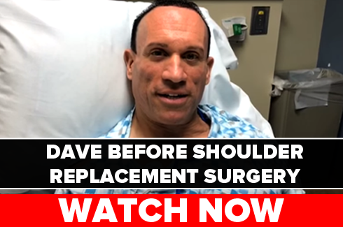 dave palumbo shoulder surgery