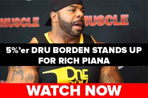 dru borden rich piana