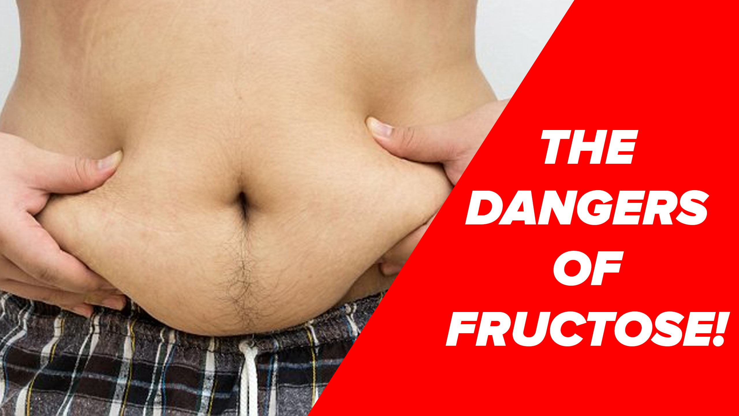 evils of fructose