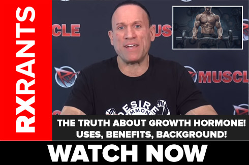 growth hormone uses by dave palumbo