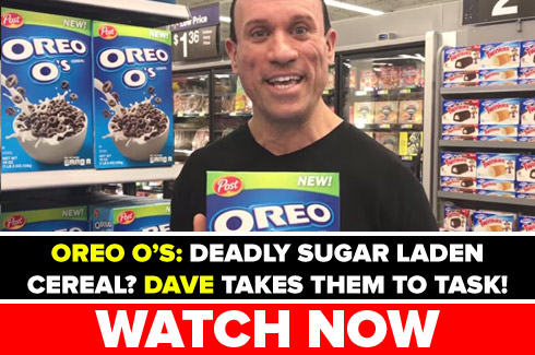 oreo cereal video