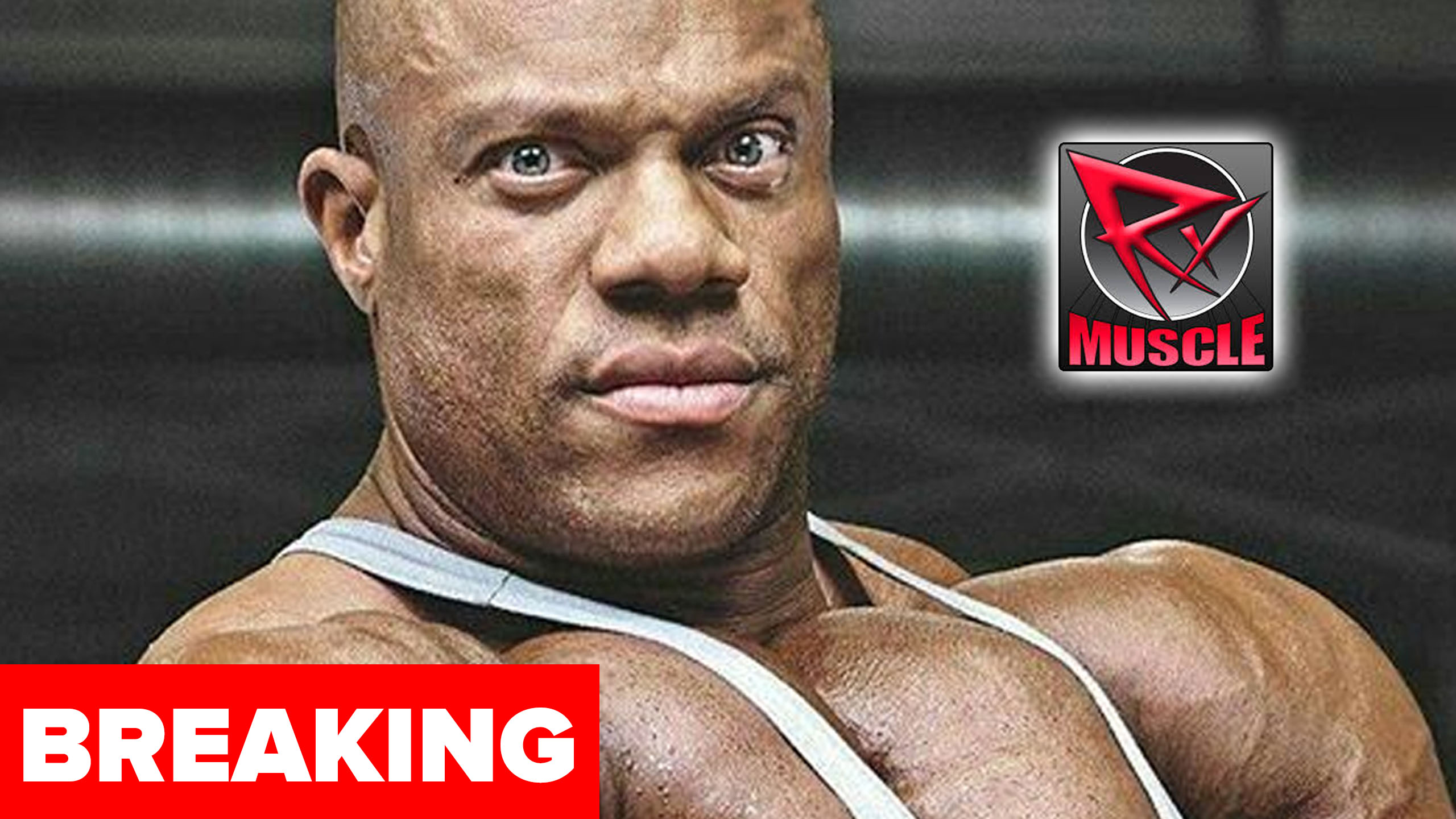 phil heath on rxmuscle