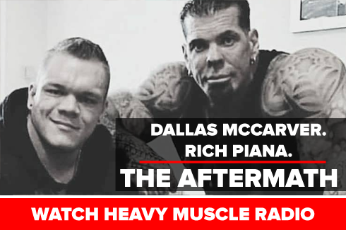 rich piana dallas mccarver