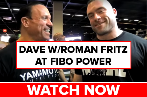 roman fritz interview fibo power rxmuscle