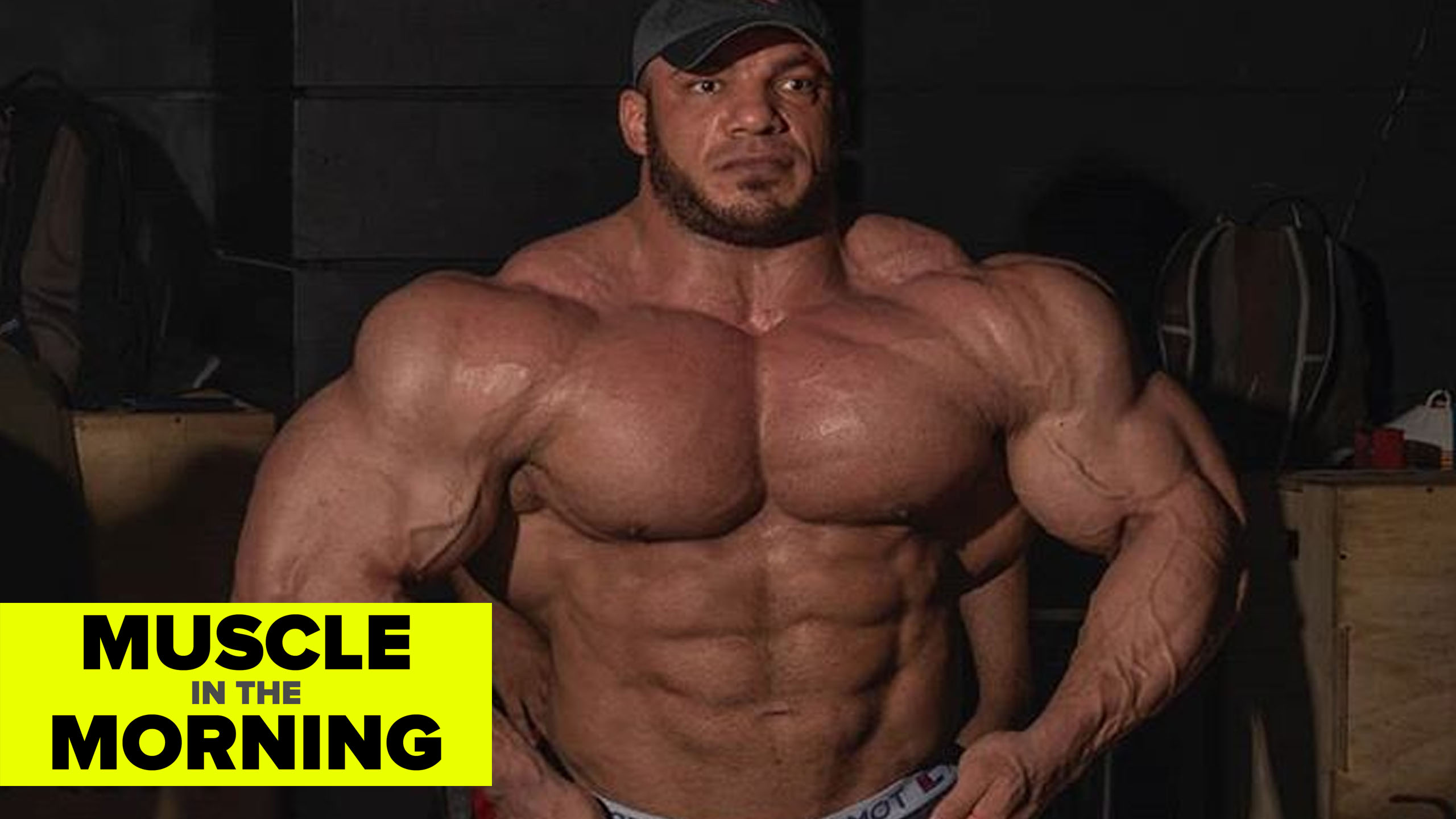 big ramy exclusive progress pics