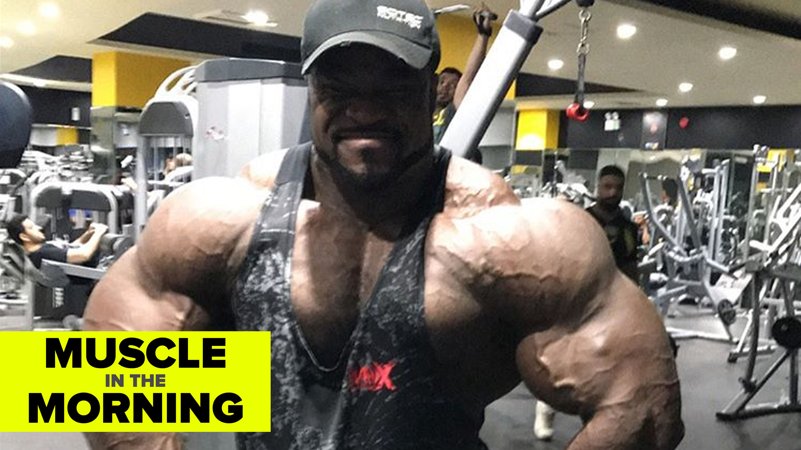 brandon curry 6 weeks out 2018 olympia