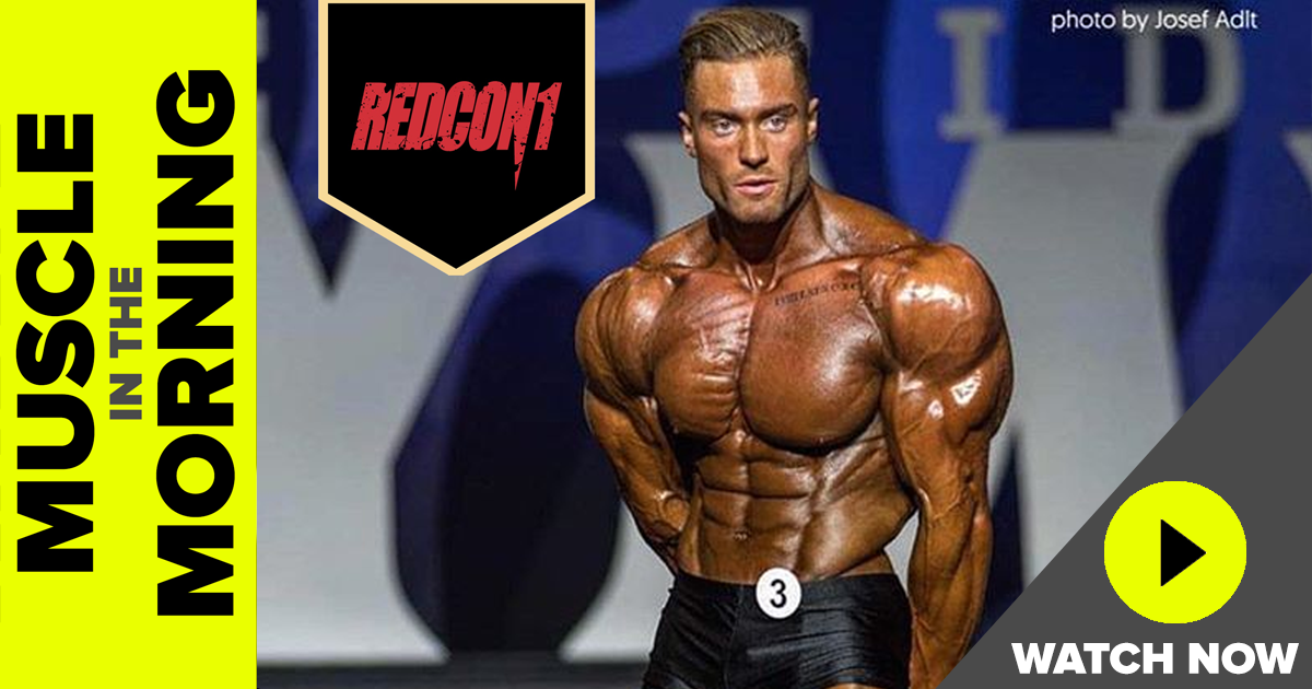 chris bumstead muscle in the morning 11817