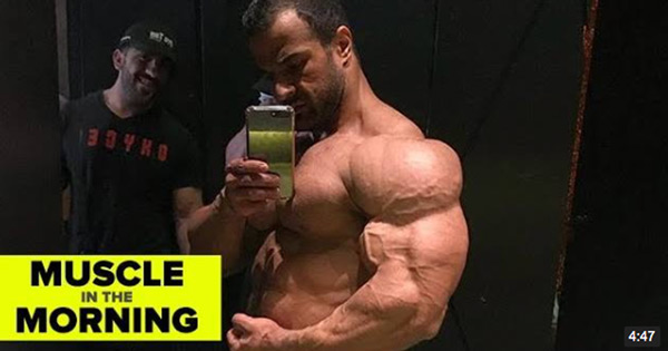 muscle in the morningoct24 18
