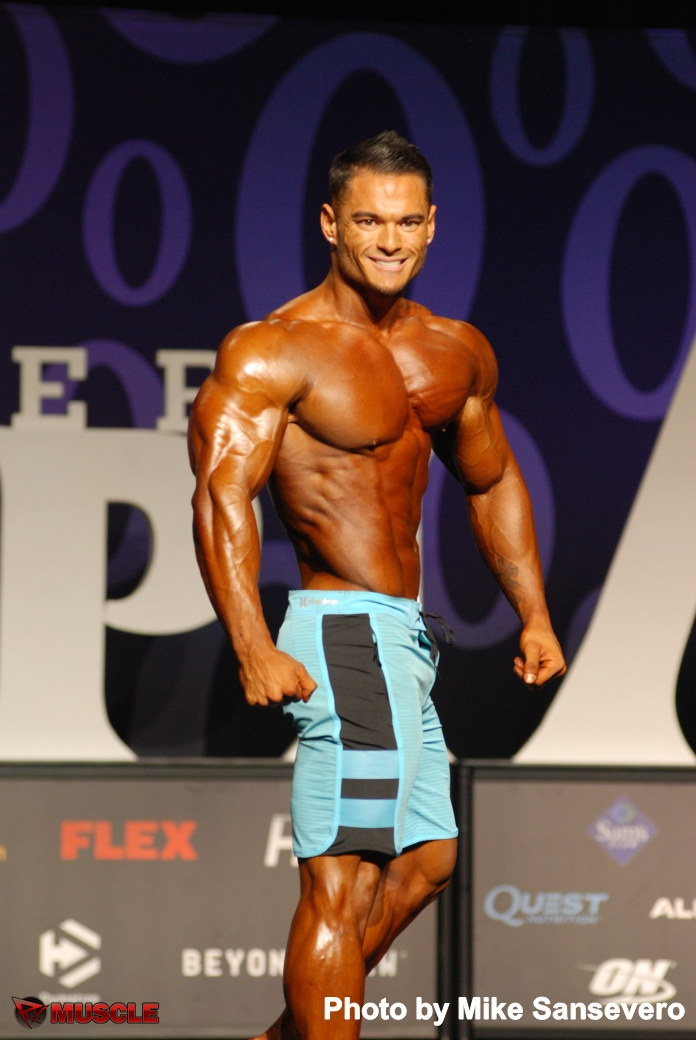 jeremy buendia mens physique olympia 2017